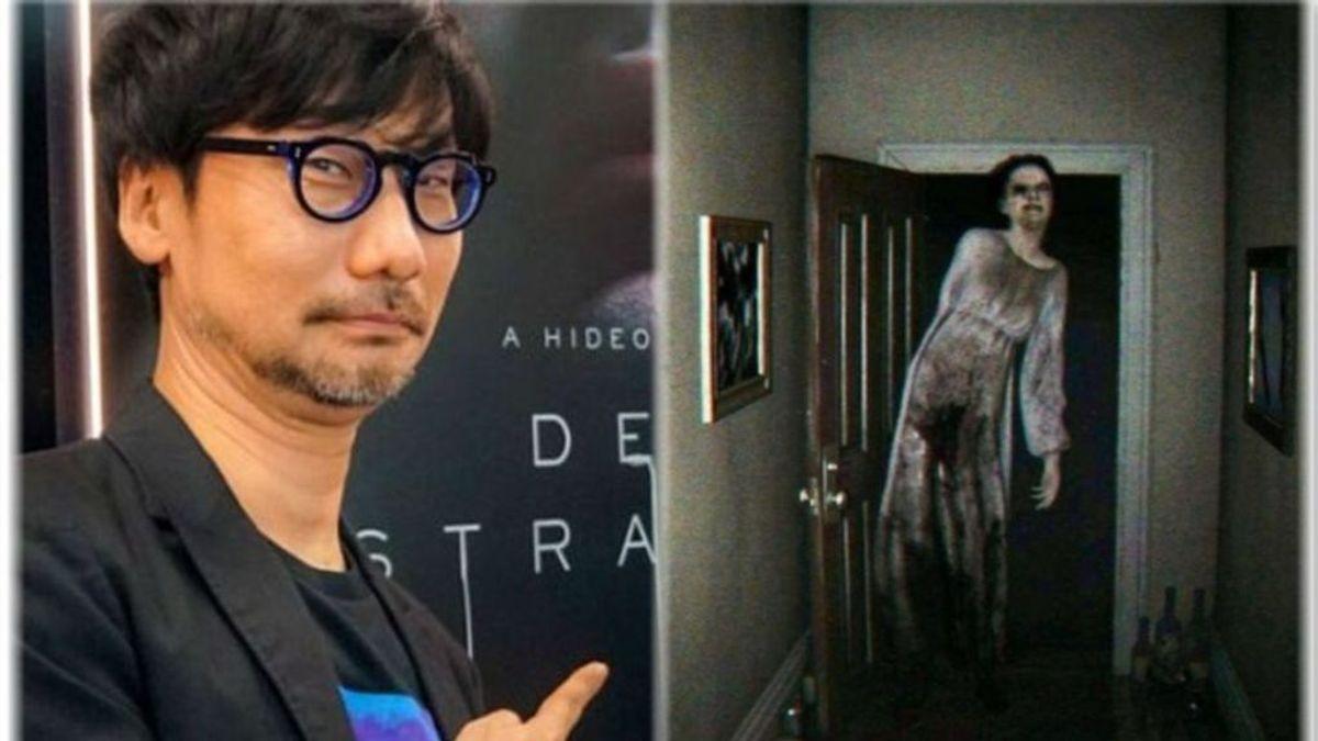 Hideo Kojima y P.T.