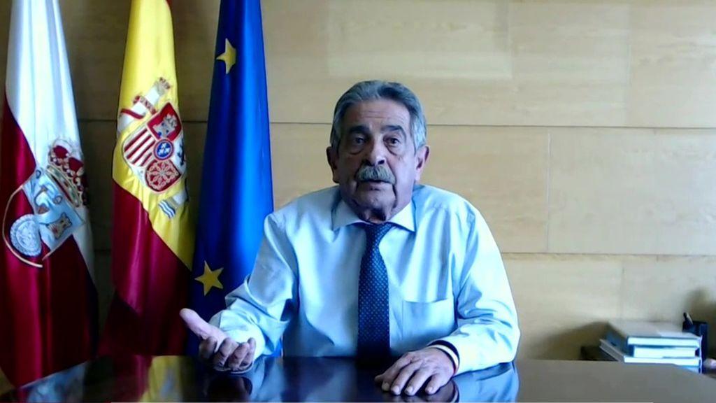 Miguel Ángel Revilla, muy crítico con la UE Todo es mentira 2020 Programa 312