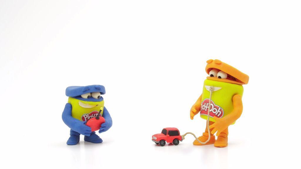Visitamos al dentista en The Play-Doh Show