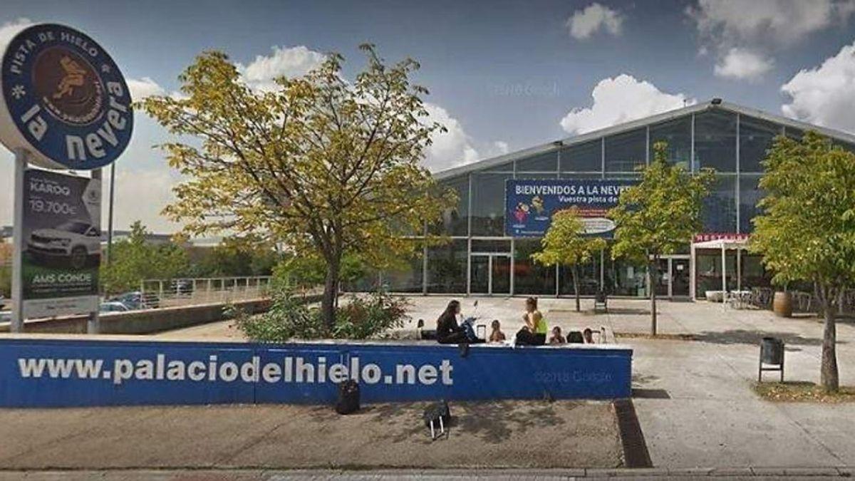 Madrid acondiciona una tercera morgue en el Palacio de Hielo de Majadahonda