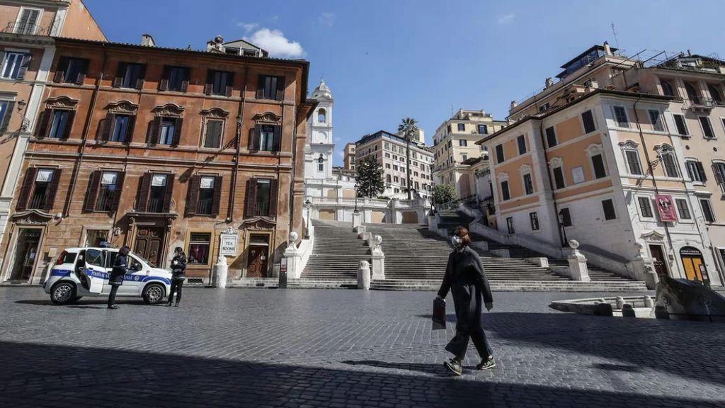 Italia alargará el confinamiento hasta el 2 de mayo y no descarta ampliarlo hasta el 16