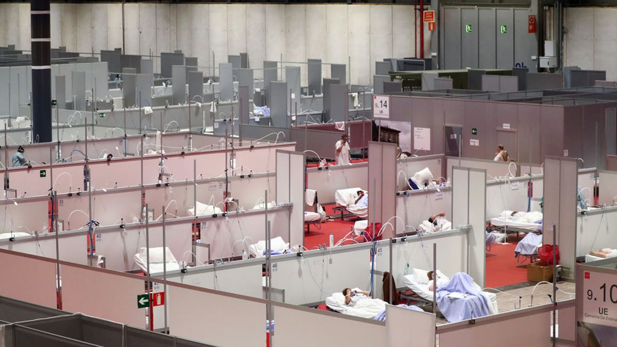 España tendría más de tres millones de contagiados por coronavirus, según un simulador del COVID-19