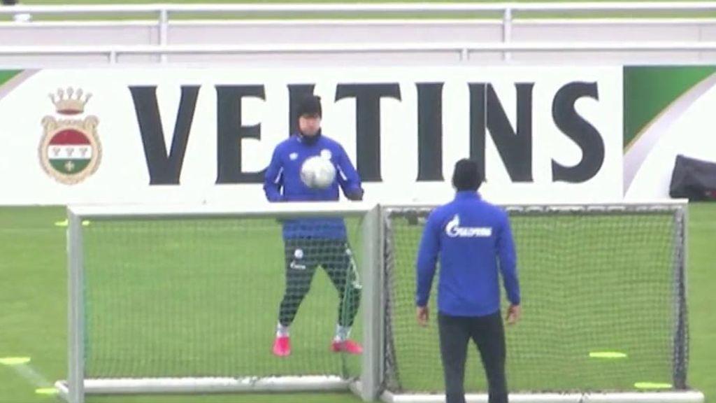 El Schalke regresa a los entrenamiento cumpliendo con el protocolo por el coronavirus
