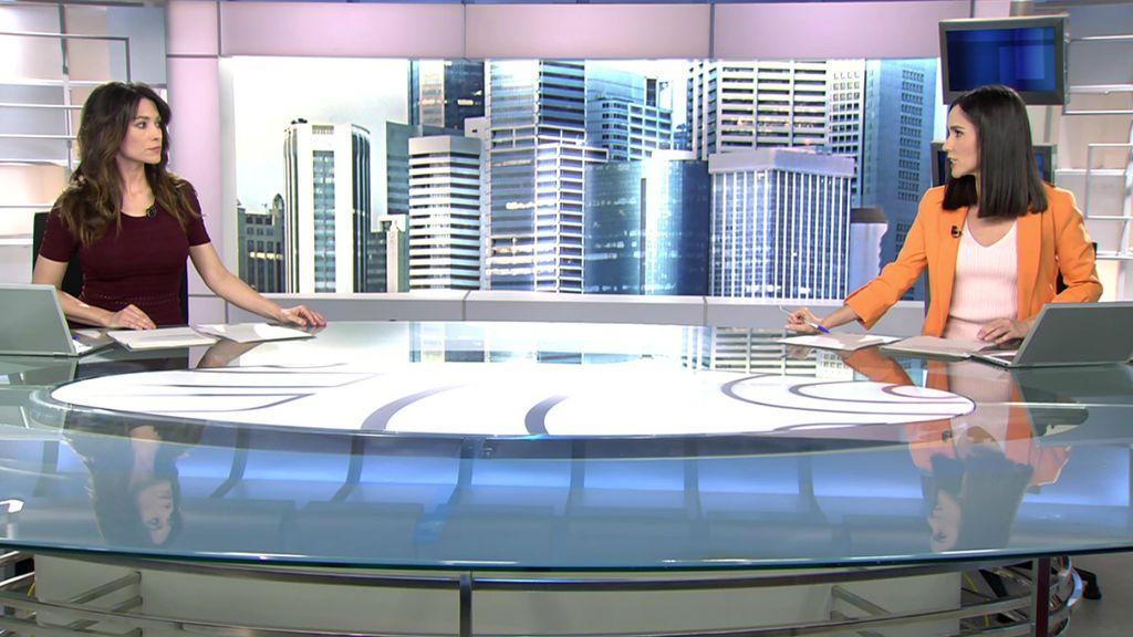 Con Alba Lago y Arancha Morales Informativos Telecinco 2020 Matinal 03/04/2020