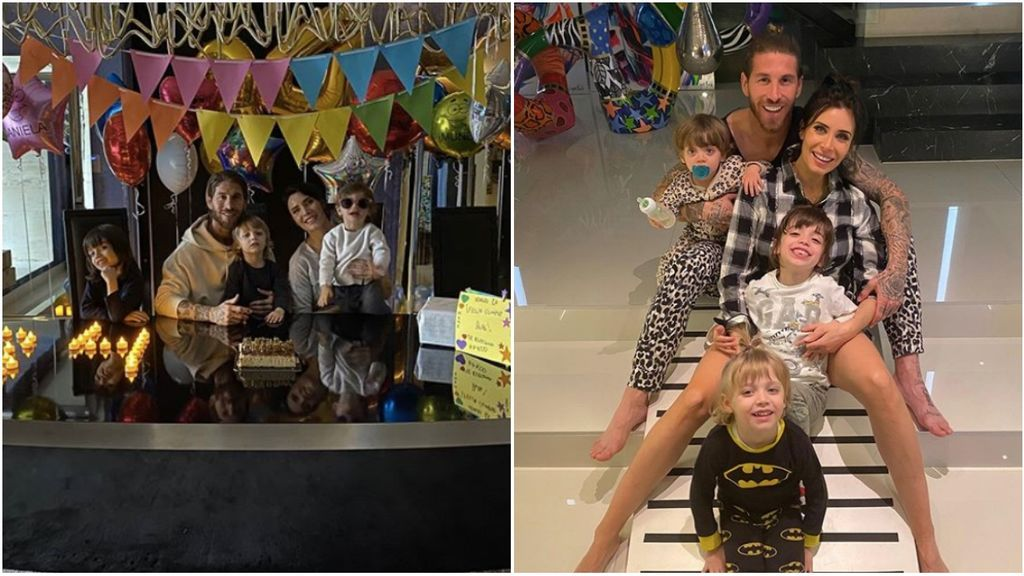 Las cuatro fiestas prometidas por Sergio Ramos cuando termine el estado de alarma y antes de ser nuevamente papá con Pilar Rubio