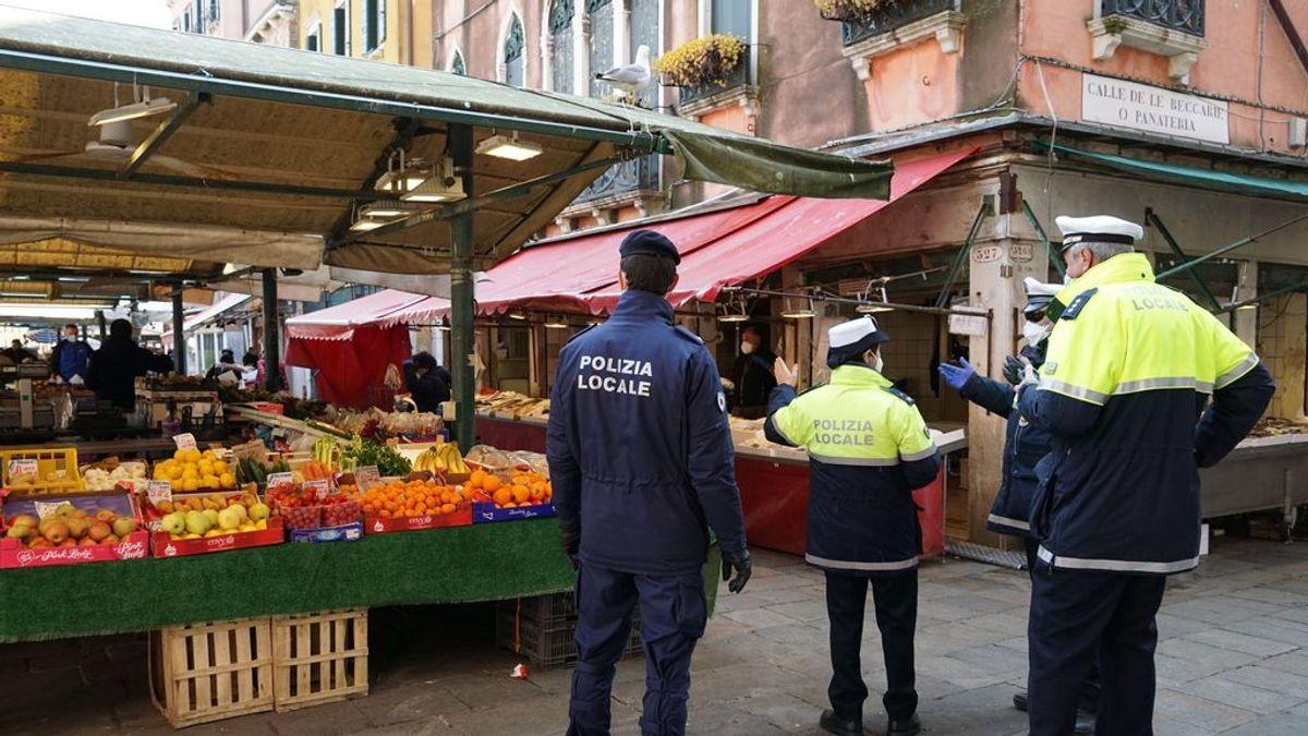 Italia registra ya 15 362 fallecidos con coronavirus, 681 más en 24 horas