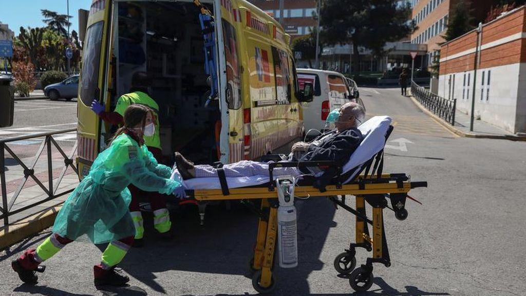 Última hora del coronavirus: España registra 809 muertes en las últimas 24 horas, considerable descenso