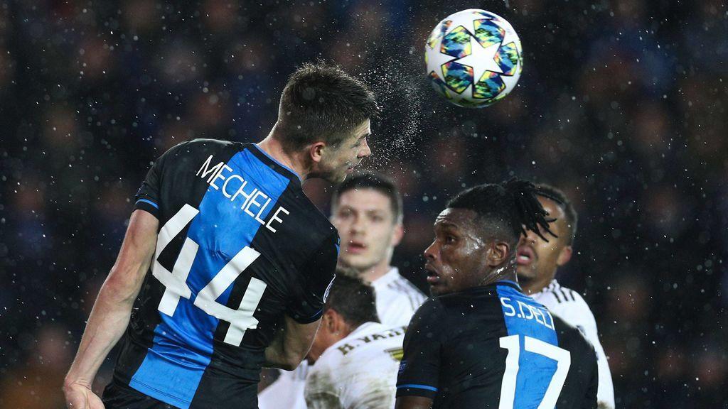 La UEFA valora sancionar a Bélgica y excluir a sus clubes de Europa tras decidir acabar con la competición