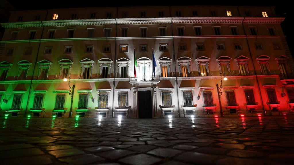 La Italia unida de las grandes tragedias