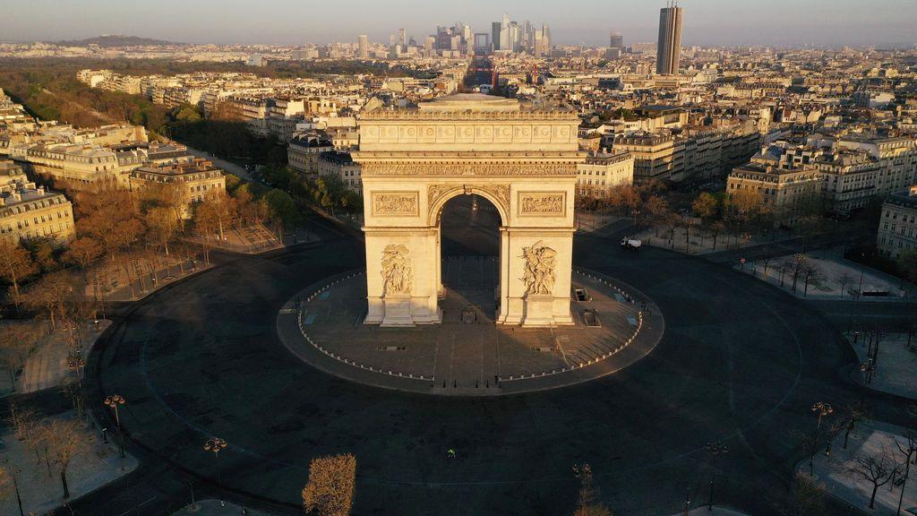 Última hora del coronavirus: 441 muertes en 24 horas en Francia, 147 menos que el viernes
