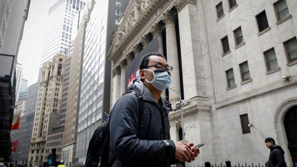 Estados Unidos supera los 300.000 contagios y las 8.000 muertes por coronavirus