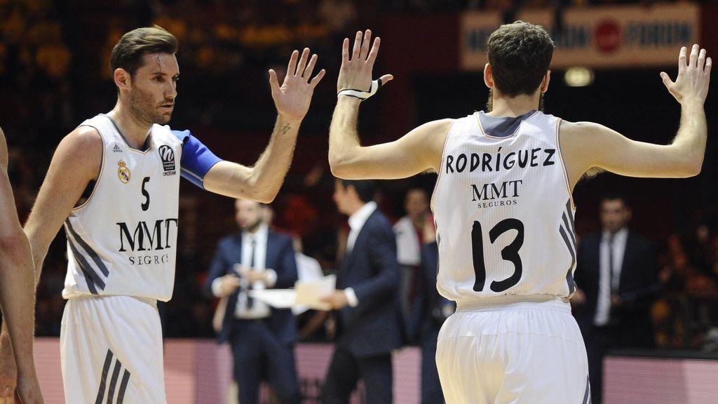 Los tres mejores alley oops de la década en la Euroliga: Sergio Rodríguez y Rudy Fernández son top 3