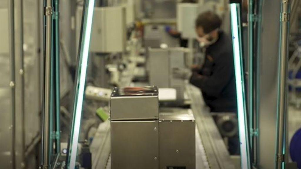 España se moviliza: ingenieros y factorías crean y desarrollan respiradores que trabajarán en los hospitales