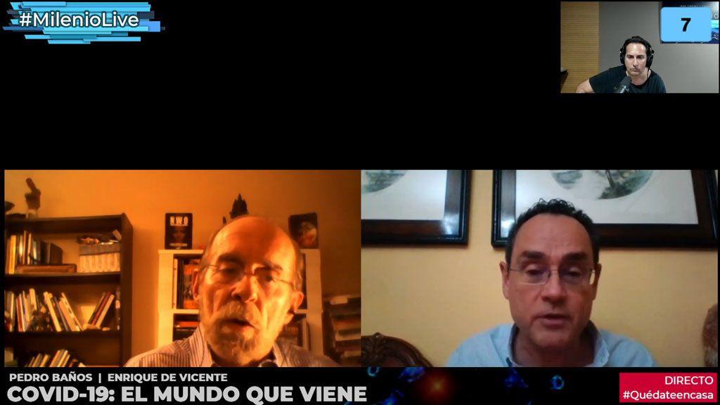 Milenio Live (04/04/2020) - Covid-19: El mundo que viene (3/3)