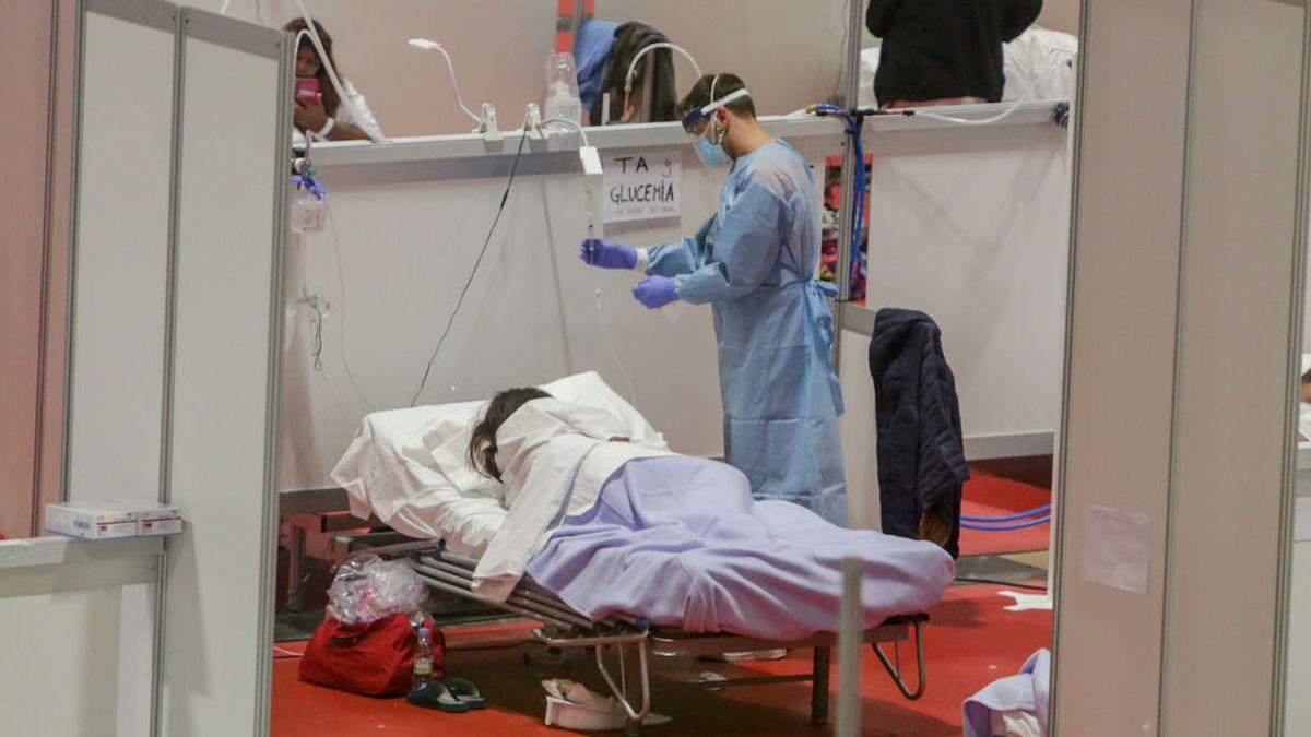 Ética médica: decisiones sobre el acceso de pacientes a UCI en situación de pandemia