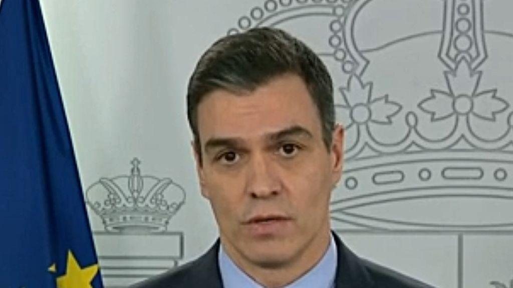 """Sánchez pide unos nuevos """"pactos de la Moncloa para reconstruir la economía"""""""