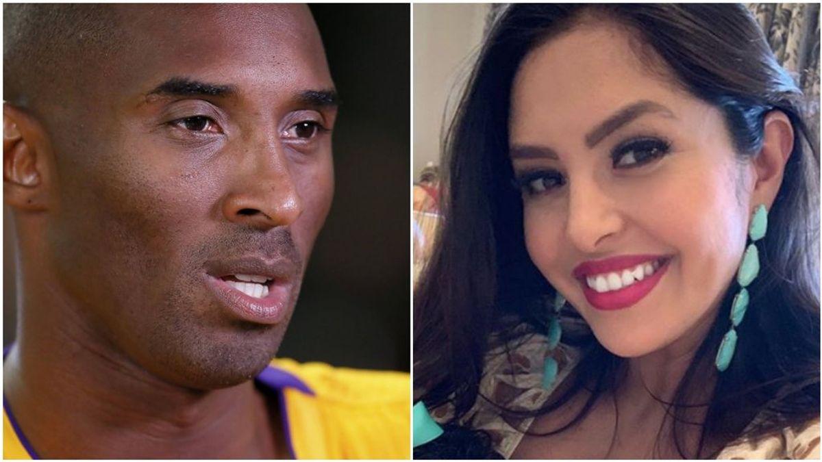 """La viuda de Kobe Bryant usa por primera vez las redes del jugador fallecido: """"Bienvenidos de vuelta"""""""