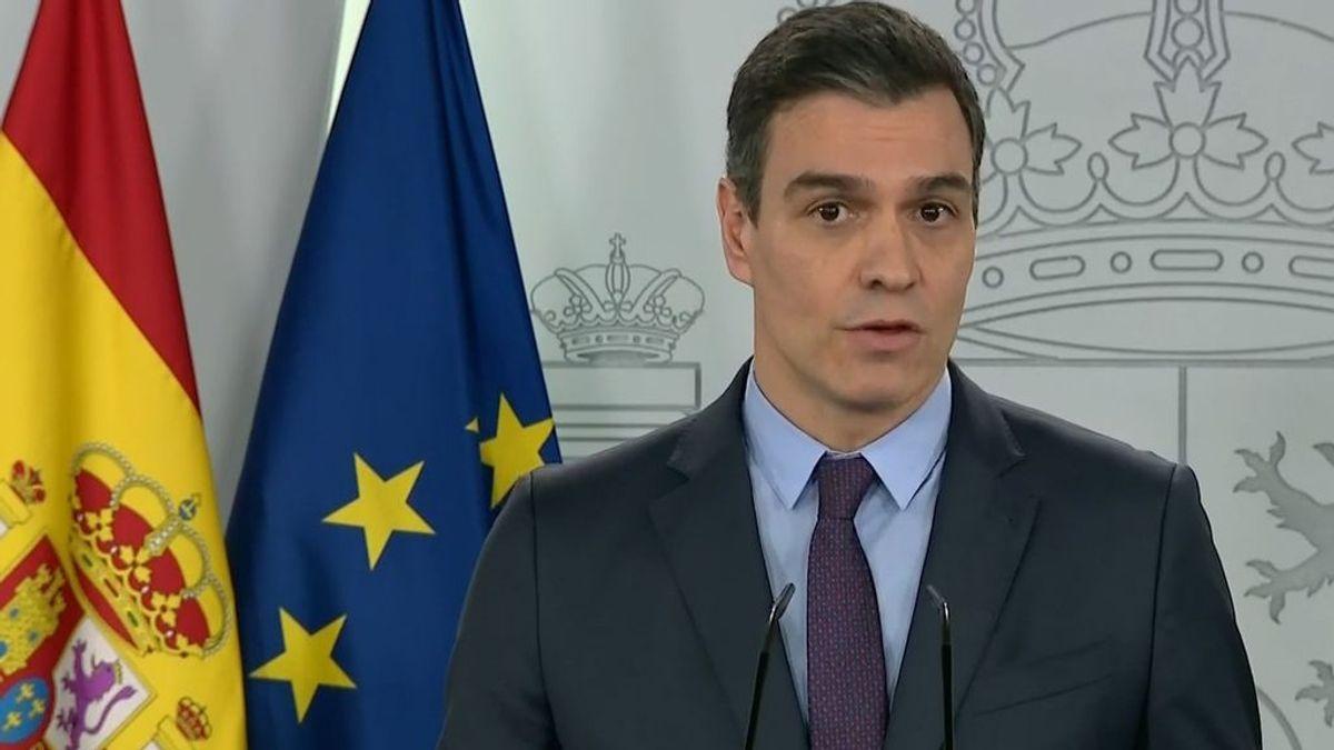 """Pedro Sánchez: """"Europa debe poner en pie una economía de guerra y promover la resistencia"""""""