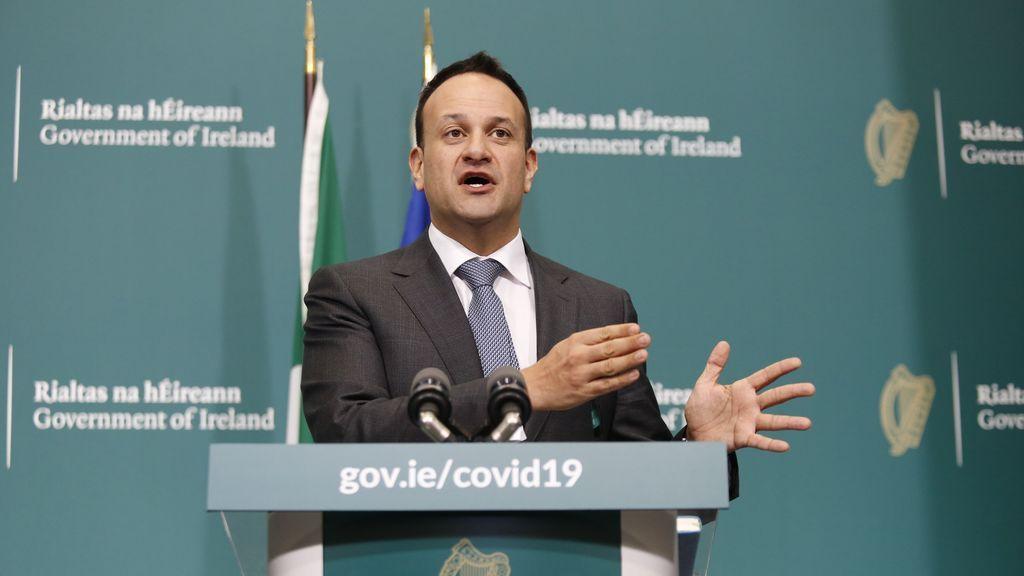 El primer ministro irlandés, Leo Varadkar