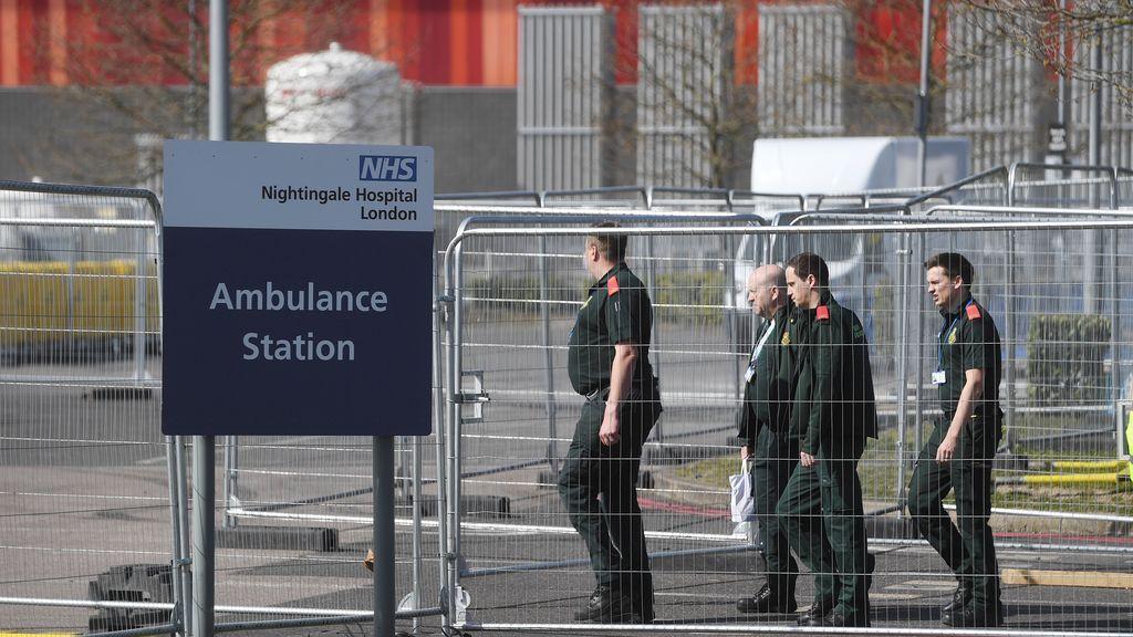 Reino Unido liberará a 4.000 prisioneros para contener la propagación del coronavirus en las cárceles