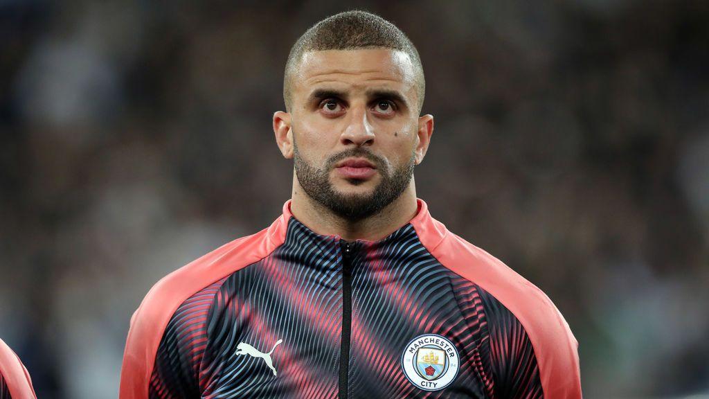 El jugador del Manchester City, Kyle Walker, se disculpa por celebrar una fiesta en plena cuarentena