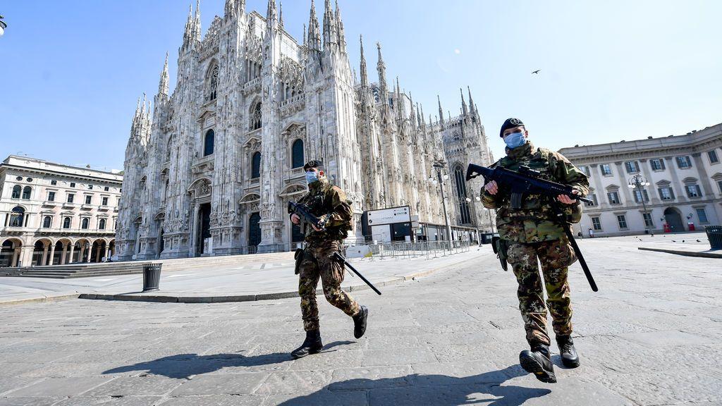 Italia se acerca a los 130.000 contagios pero con el menor número diario de muertos en más de dos semanas