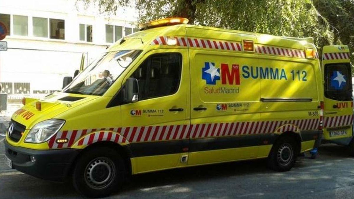 Muere en Madrid el primer profesional sanitario con coronavirus, un trabajador del SUMMA