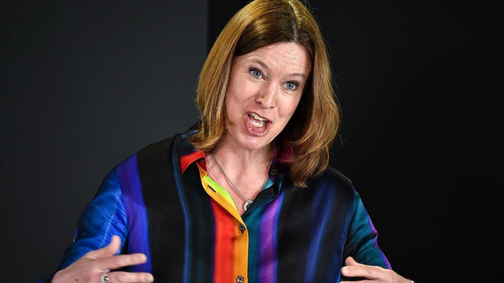 La consejera de Sanidad de Escocia, Catherine Calderwood
