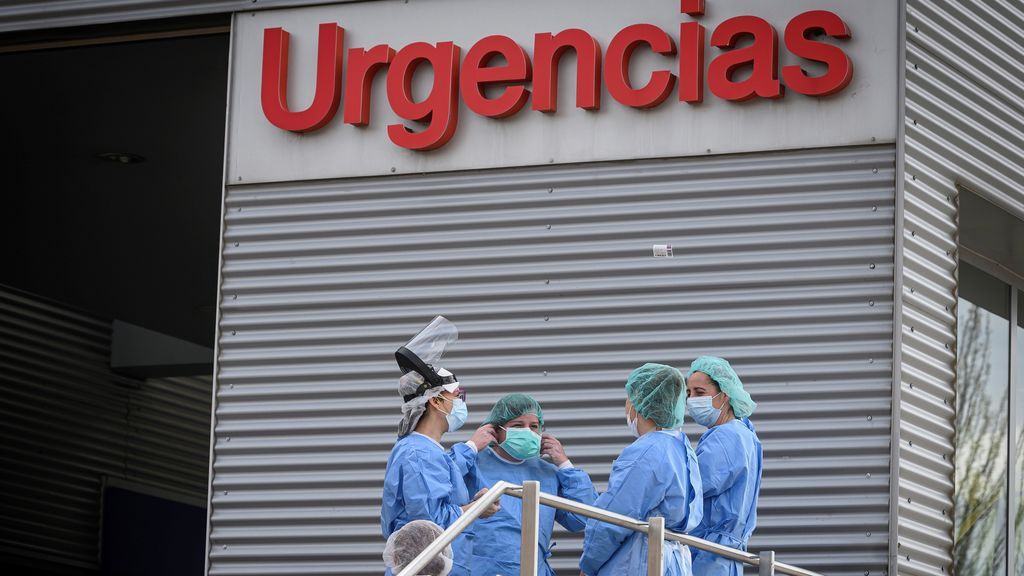 España registra 6.023 casos y 674 muertes en 24 horas, las cifras más bajas en más de una semana
