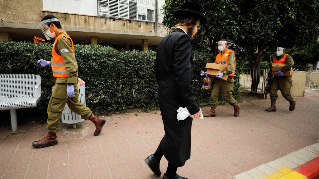 La rebeldía de los líderes ultraordoxos dispara el coronavirus en Israel