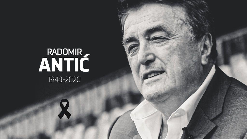 Fallece Radomir Antic, exentrenador legendario del Atlético de Madrid