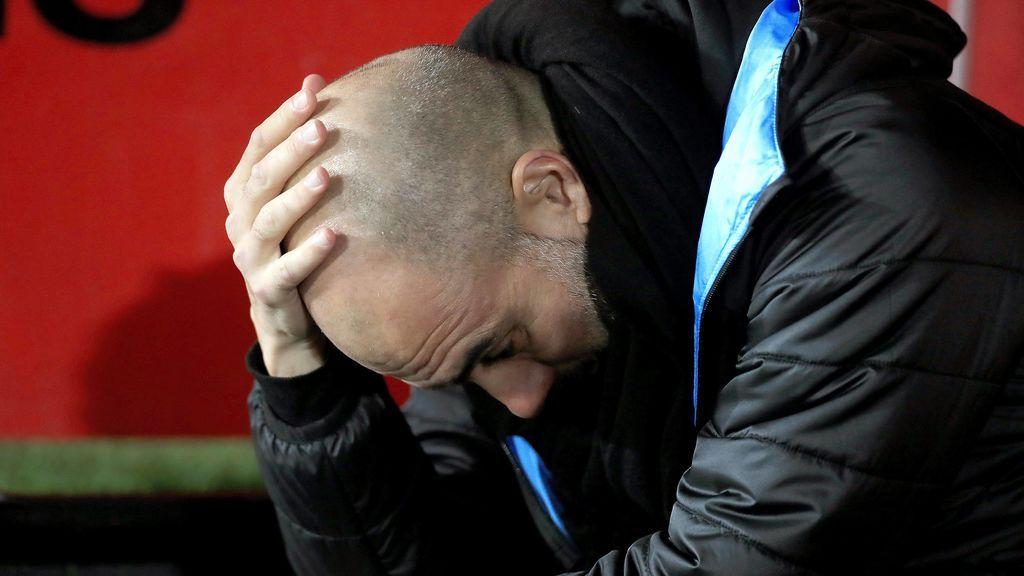 """El Barça la lía con un tuit en mitad de las condolencias a Guardiola: """"Acordaros de él antes"""""""