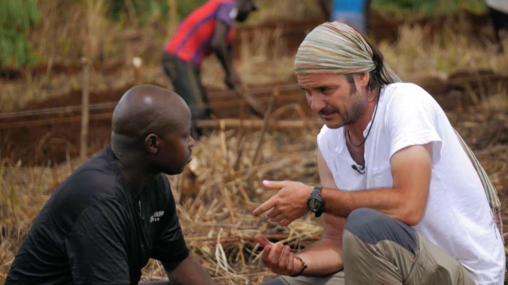 Las primeras dificultades en la construcción de la escuela, en la tercera entrega de 'Mzungu: Operación Congo'