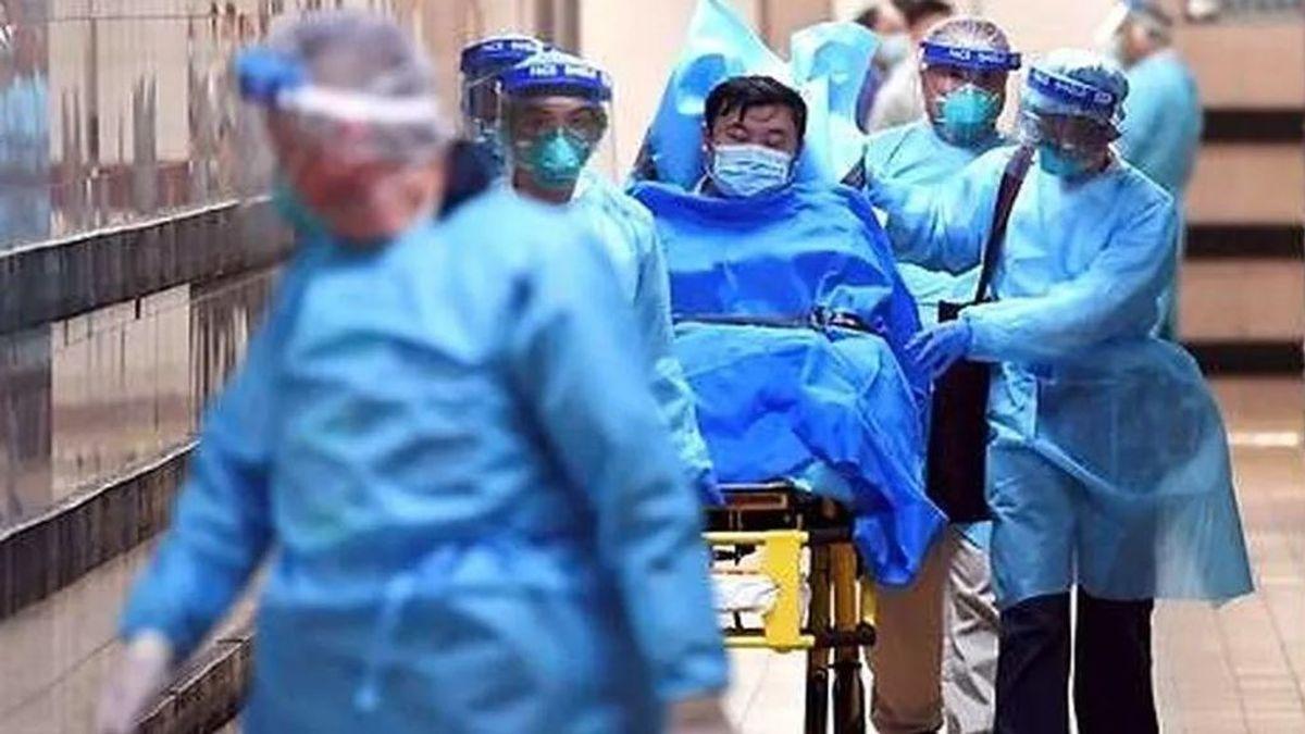 Preocupación en China por el aumento de personas asintomáticas con coronavirus