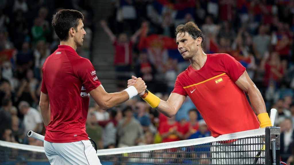 """La llamada de Djokovic a Nadal para hacer una donación a España en su lucha contra el coronavirus: """"Acto de clase"""""""