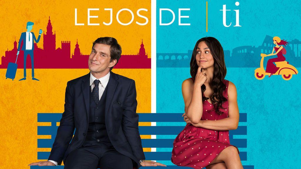 Telecinco estrena 'Lejos de ti', comedia romántica protagonizada por Megan Montaner y Alessandro Tiberi
