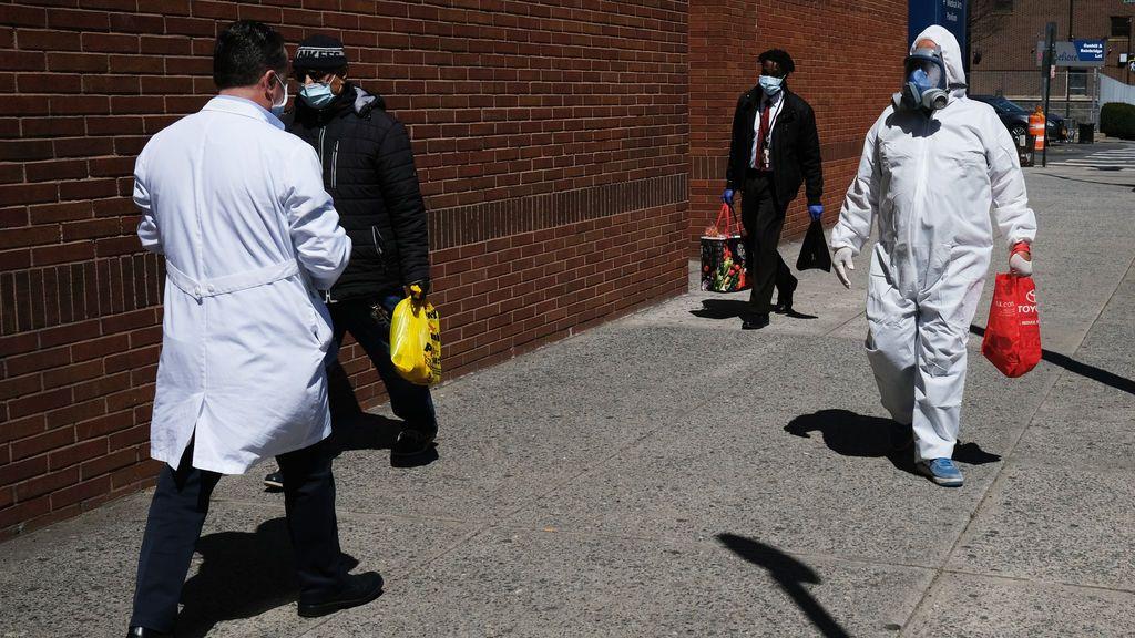 Última hora del coronavirus: Estados Unidos supera las 10.000 muertes y registra 347.003 casos