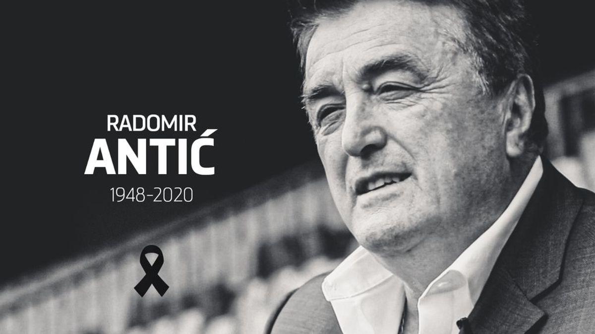 Muere Radomir Antic, el mítico entrenador de Atlético, Real Madrid y Barcelona, a los 71 años