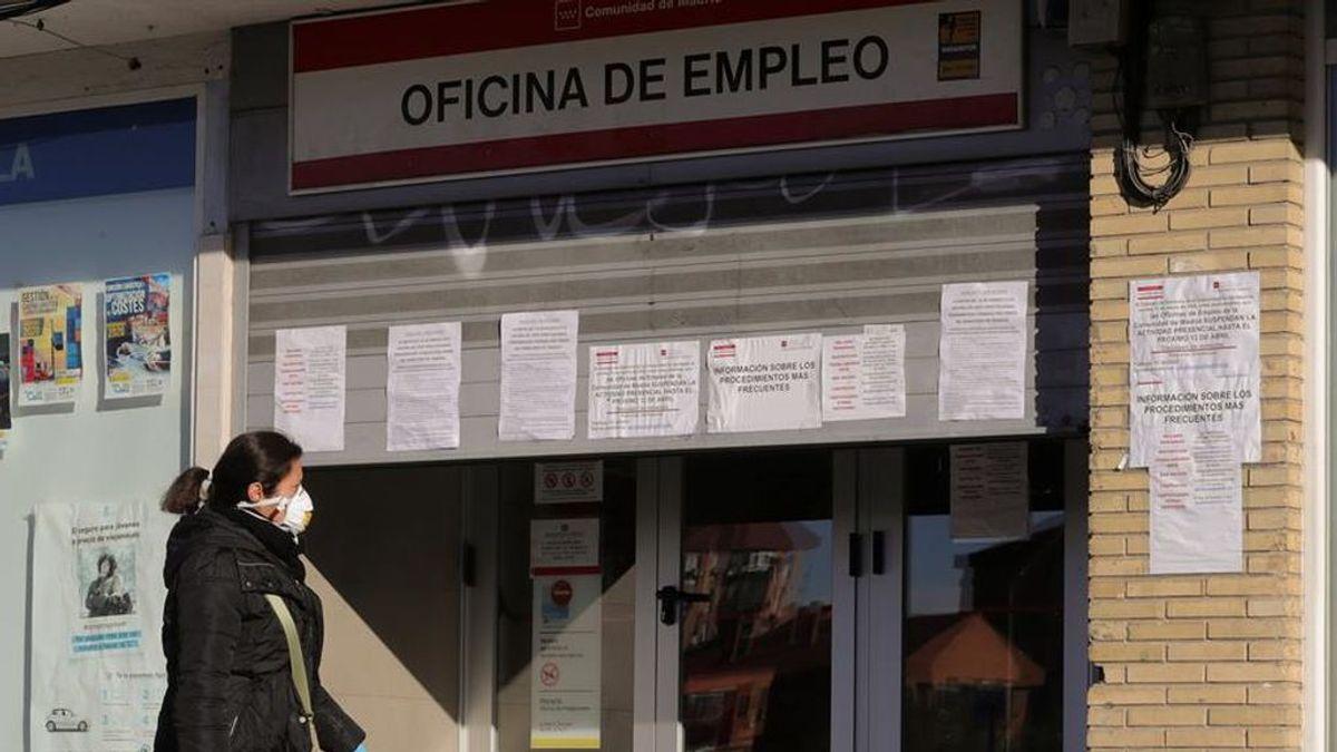 2,7 millones de españoles, afectados por los ERTE