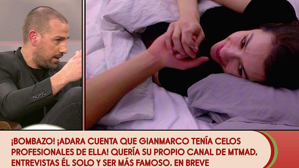 """Rafa Mora: """"Después de 'El tiempo del descuento', Adara y Hugo pasaron la noche juntos como pareja"""""""