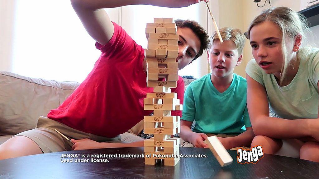 Jenga, Twister... ¡te enseñamos nuevas ideas para jugar!