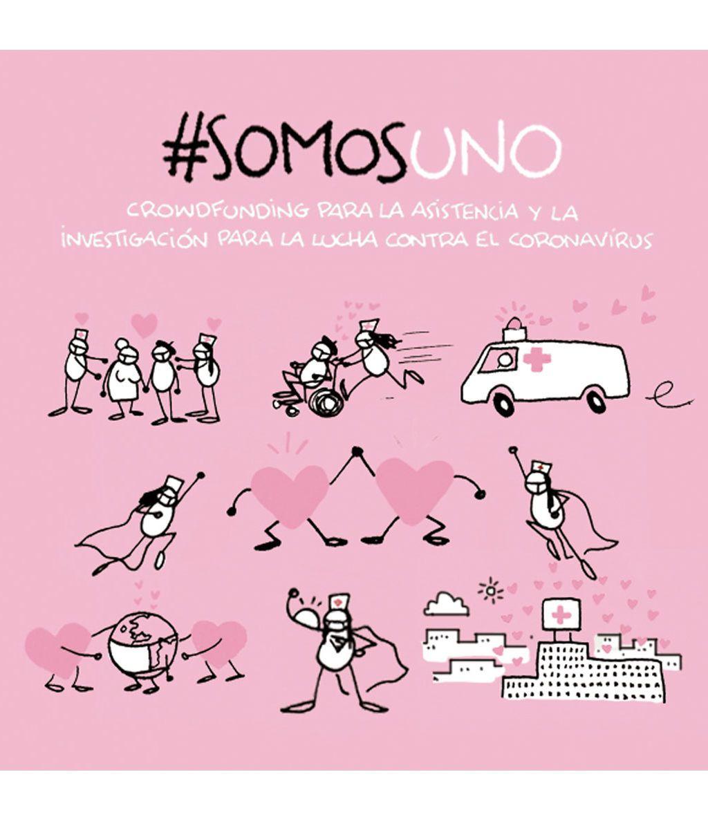 #SomosUno, la inciativa de Dulceida para luchar contra el coronavirus