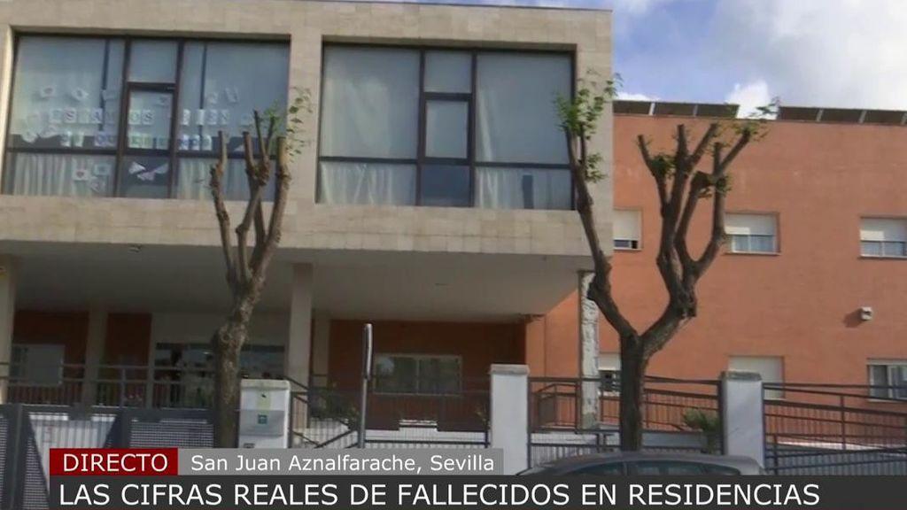 Una residencia de Sevilla ha ocultado 24 muertos por coronavirus