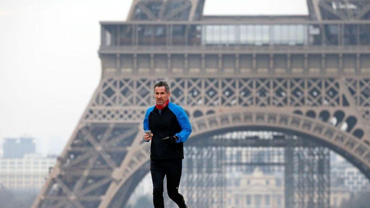 Francia registra 1.427 en un día, la cifra más alta de Europa