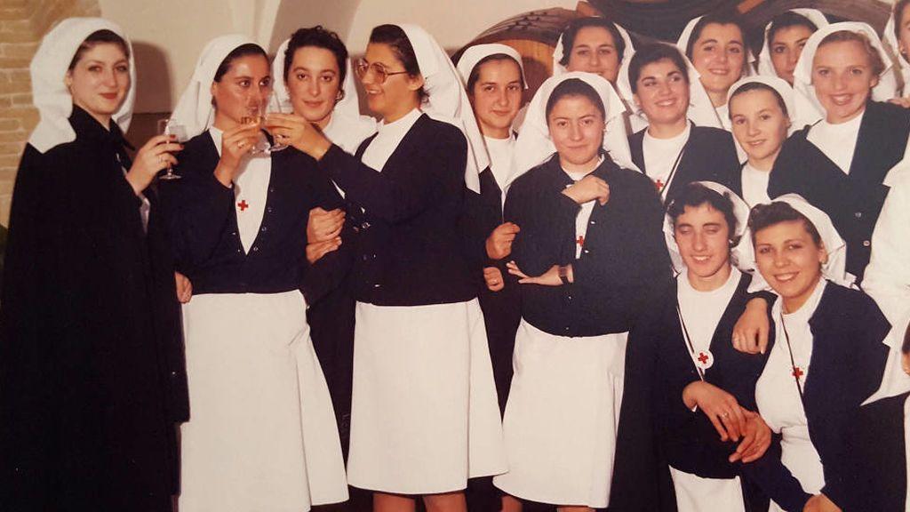 La primera promoción de sanitarias de Trebujena