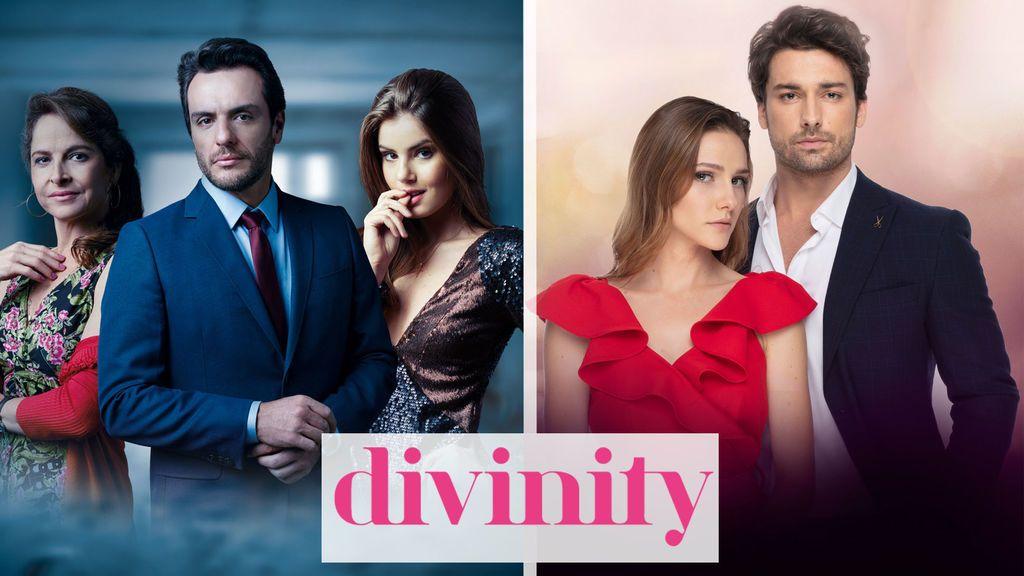 Divinity celebra su 'Viernes de Pasión' con el estreno de la aclamada serie brasileña 'Verdades secretas' y el esperado final de 'No sueltes mi mano (Elimi Birakma)'