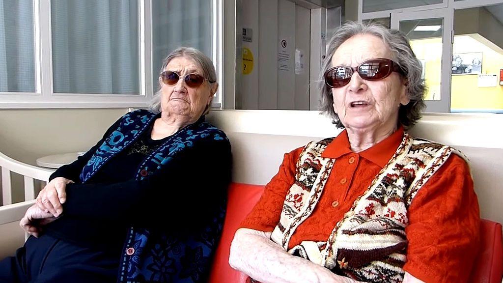 Una residencia francesa crea un informativo para contar a sus familiares cómo están en la cuarentena