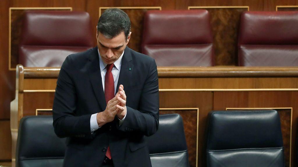 Sánchez  cede y tendrá que someterse al control parlamentario desde la semana que viene