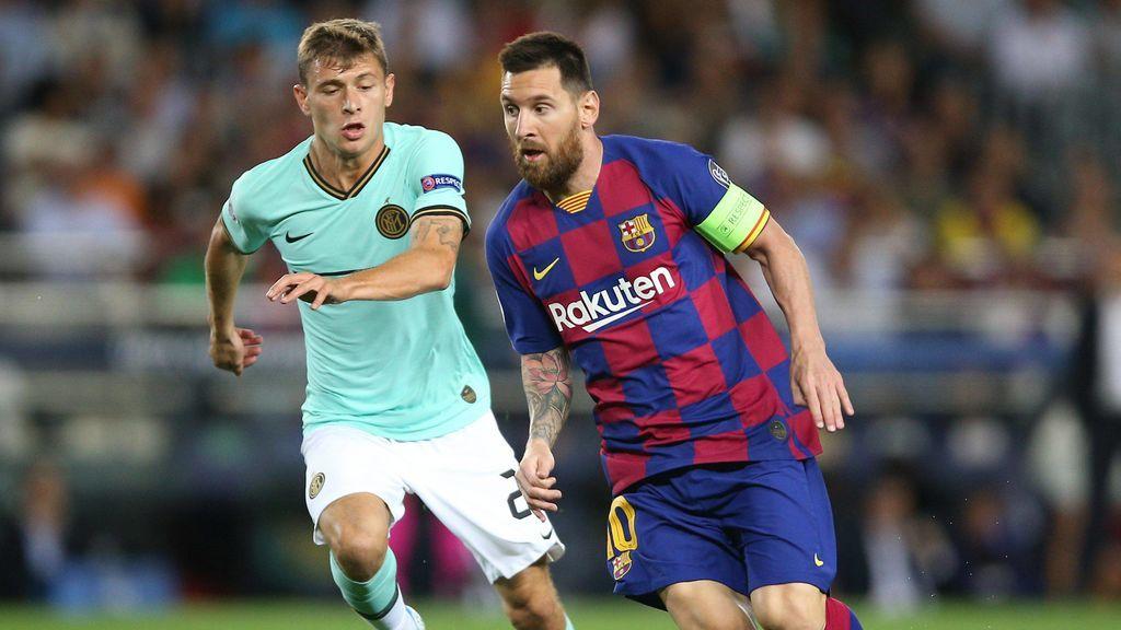 """El ¿bombazo? que prepara el Inter de Milán con Leo Messi: """"No es sueño prohibido en absoluto"""""""