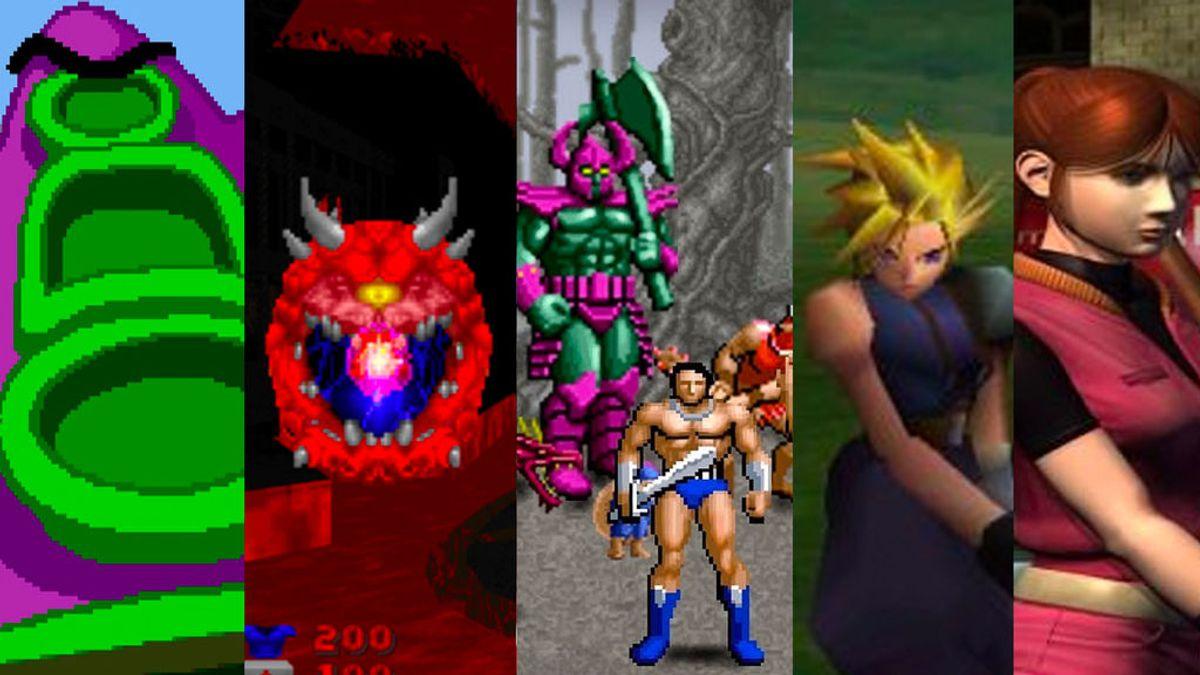 10 videojuegos clásicos para volver a jugar hoy